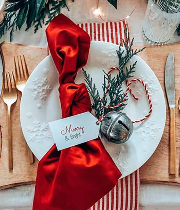 Ideas sencillas para decorar esta Navidad 2020