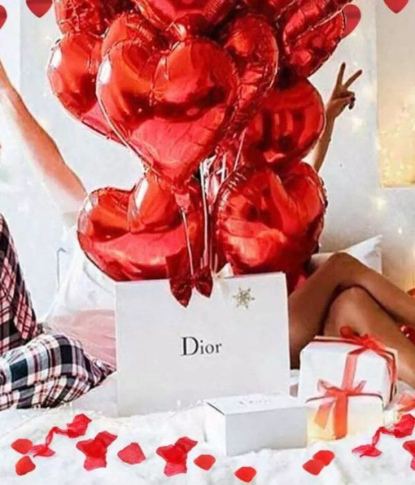 Regalos de San Valentín para decorar tu casa