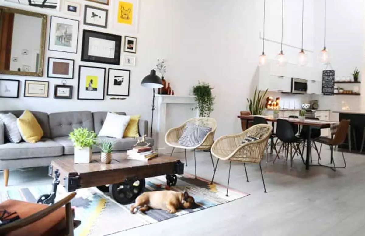Cómo decorar cada estancia en pisos pequeños