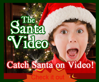 the way to catch santa on video