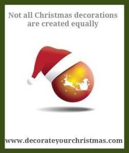 expensive Christmas Decorations