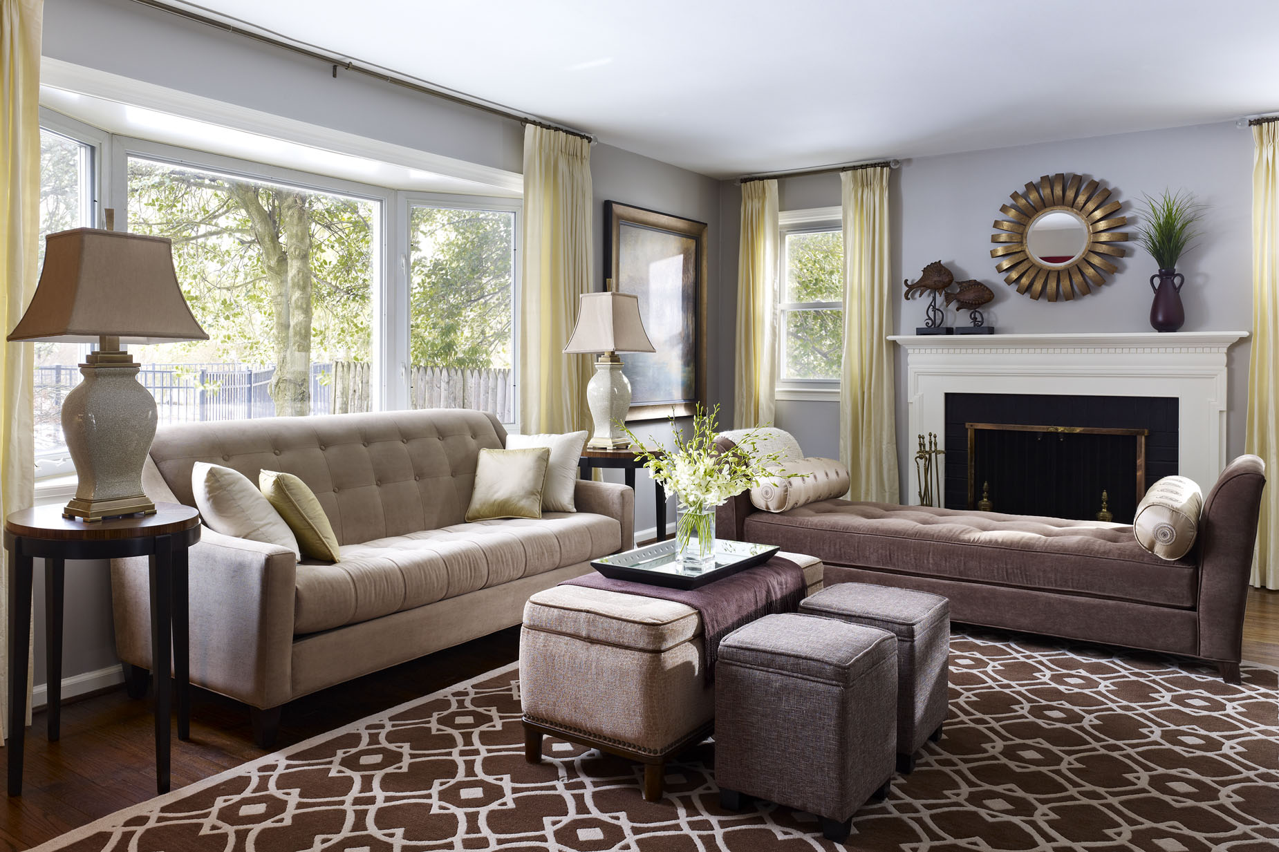 What's your design style??? Is it Transitional ... on Apartment Decorating Styles  id=88739