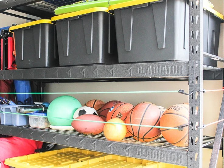 DIY Garage Storage Ideas & Projects | Decorating Your ... on Garage Decorating Ideas  id=42914