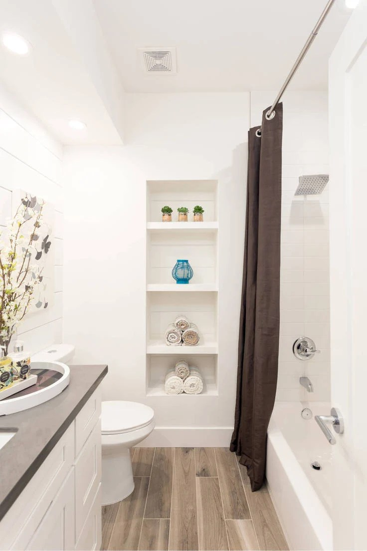 Small Bathroom Ideas & DIY Projects | Decorating Your ... on Bathroom Ideas Small  id=41842