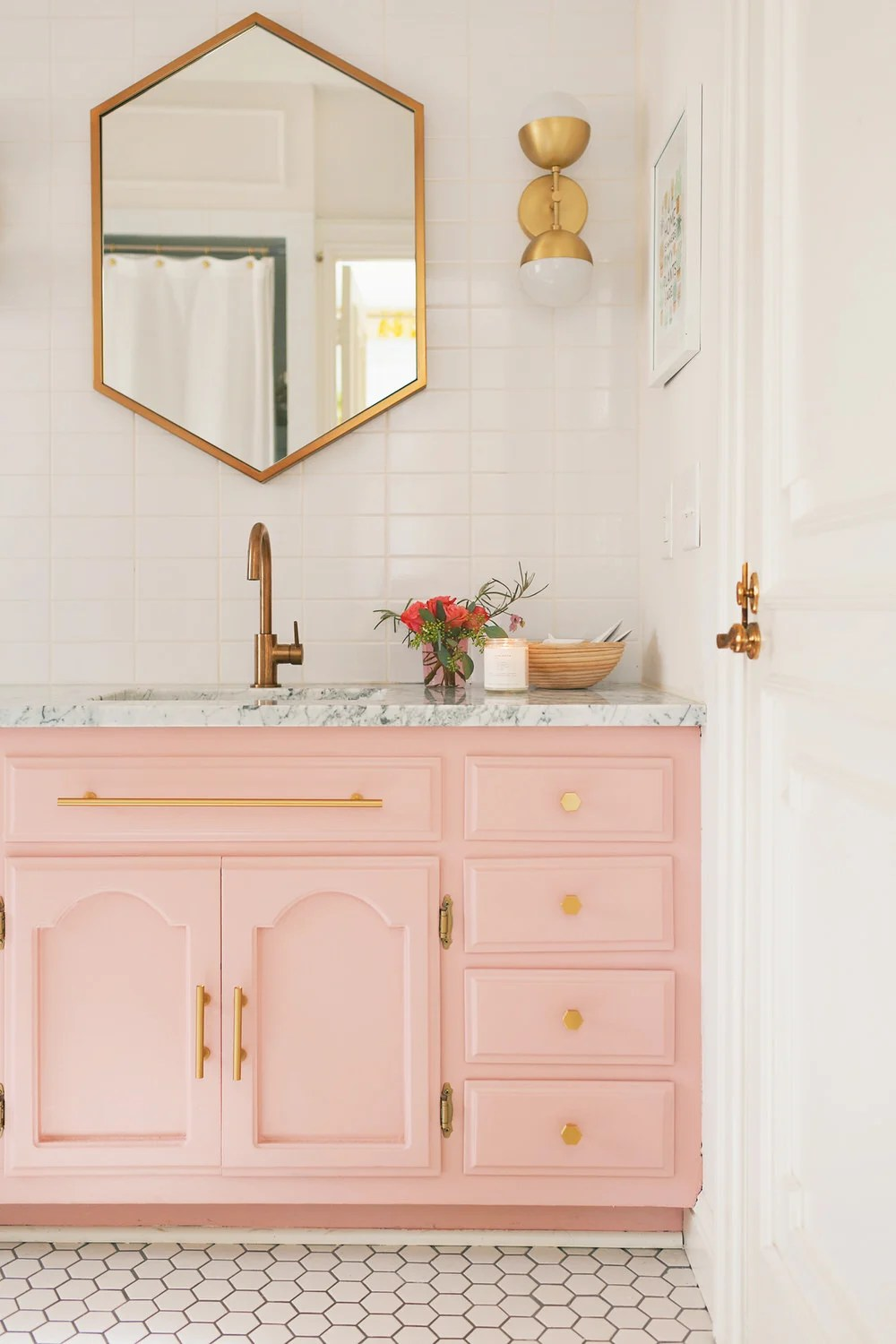 Small Bathroom Ideas & DIY Projects | Decorating Your ... on Nice Bathroom Designs For Small Spaces  id=79426