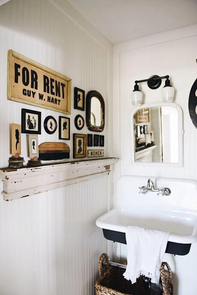 Small Bathroom Ideas & DIY Projects   Decorating Your ... on Small Space Small Bathroom Ideas Pinterest id=63932