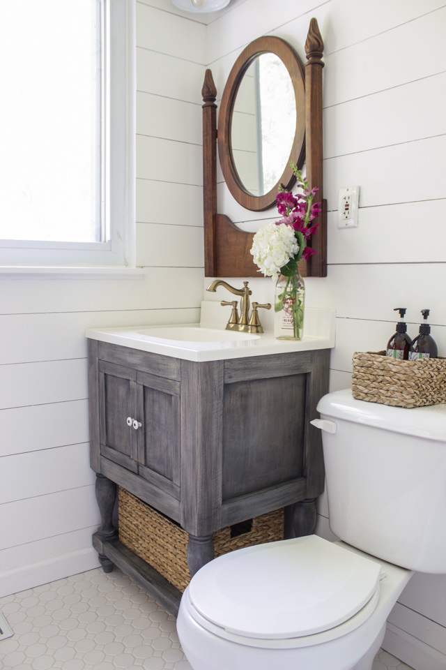 Small Bathroom Ideas & DIY Projects | Decorating Your ... on Bathroom Ideas For Small Space  id=17251