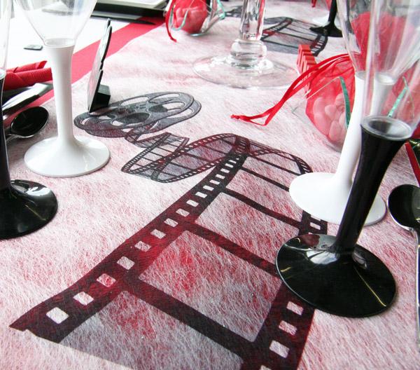 rouge noir et blanc