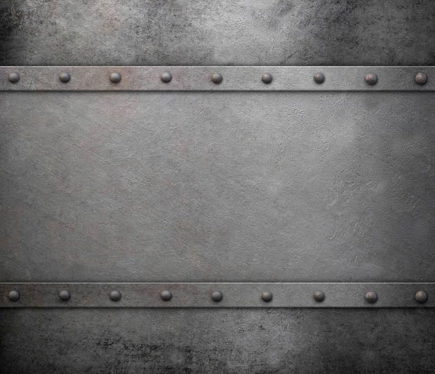 superposition métal industriel