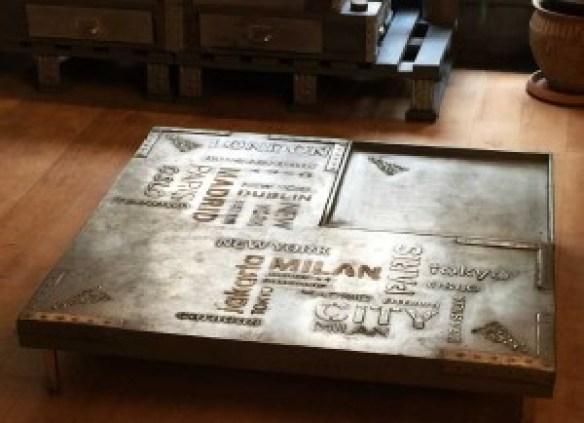 Table-industrielle-métal