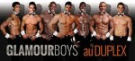 Diner spectacle chippendales avec les glamour boys