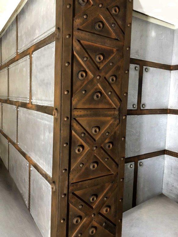 décorateur de volumes et surfaces - Wall
