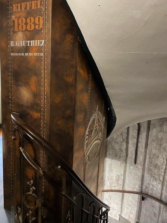 décorateur d'intérieur murs industriel chics