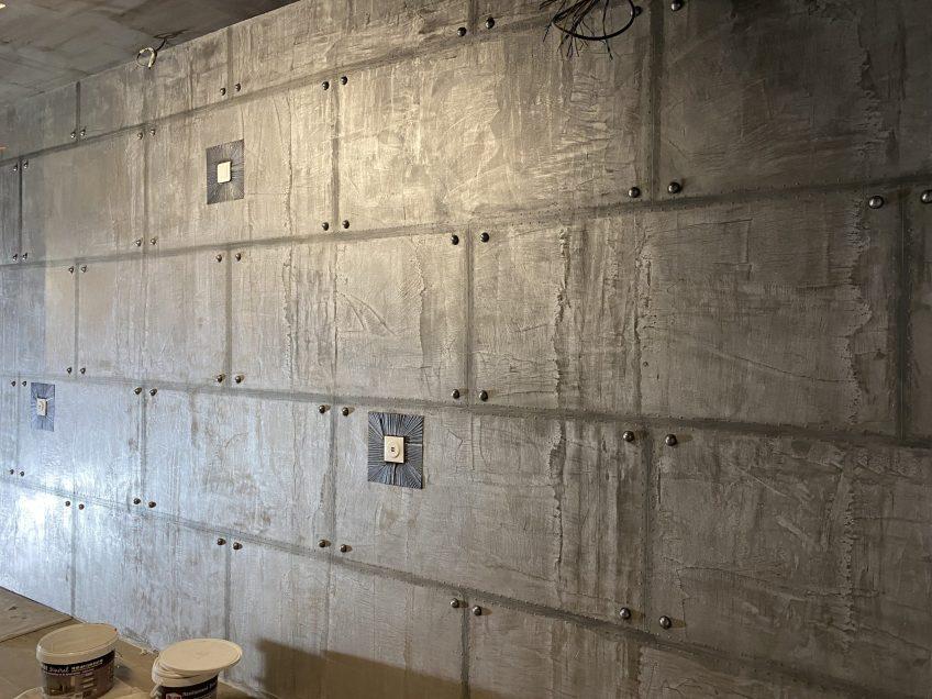 peintre en bâtiment décoration