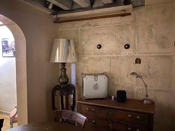 Peintre décorateur imitation pierre reproduction pierre