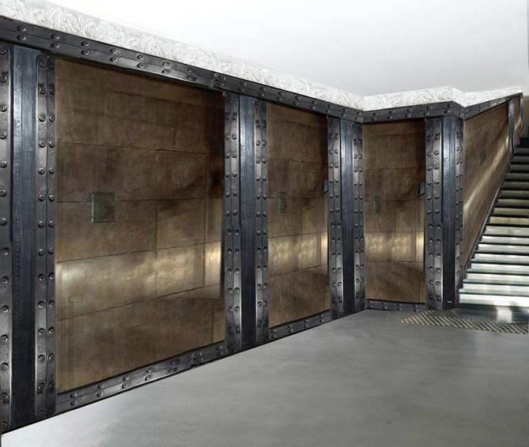 Décorateur d'intérieur pour les murs de restaurant