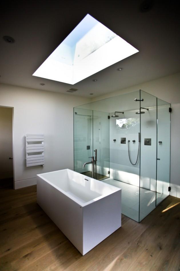 25 Mid-Century Bathroom Design Ideas - Decoration Love