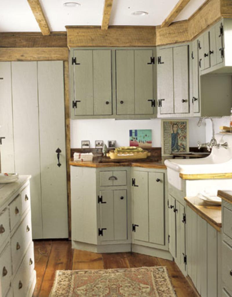 25 Farmhouse Kitchen Design Ideas - Decoration Love on Rustic Farmhouse Kitchen  id=44514