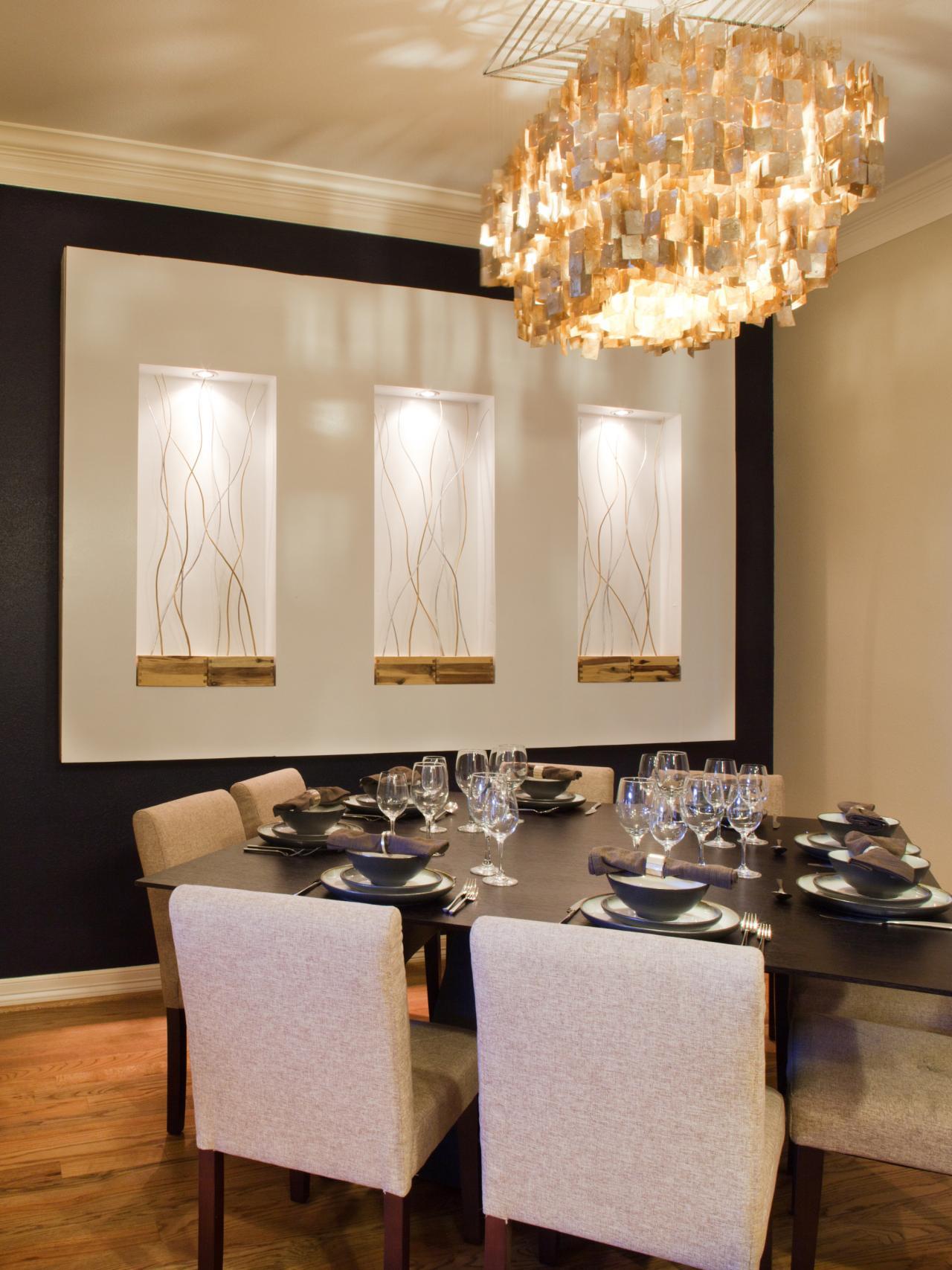 25 Rustic Dining Room Design Ideas - Decoration Love on Decor Room  id=85788