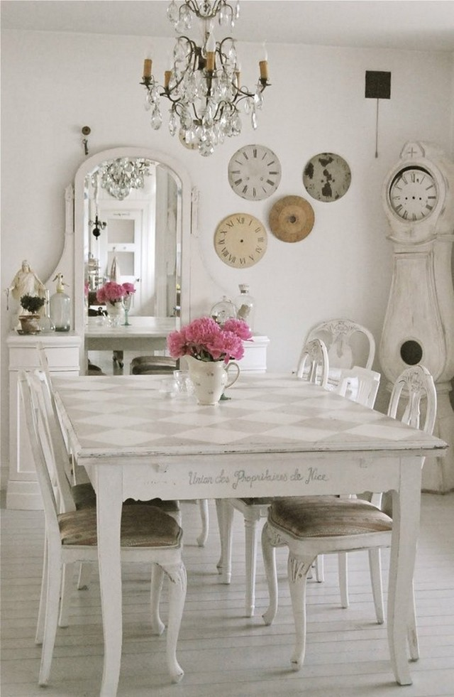 What is the Shabby Chic Look?