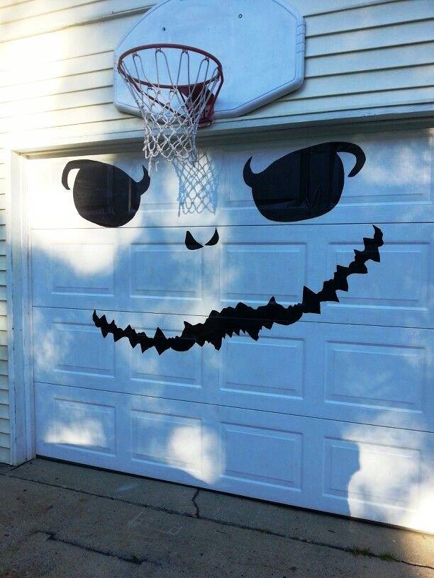 20 Garage Halloween Decorations Ideas - Decoration Love on Garage Decoration  id=65168