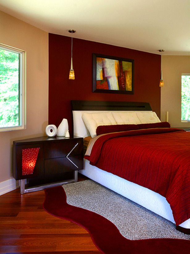 28/09/2020· green is the color of growth, so it's only natural to use green as your accent color in a bedroom decorated with a botanical theme like the one here. 15 Incredible Red Bedroom Design Ideas - Decoration Love