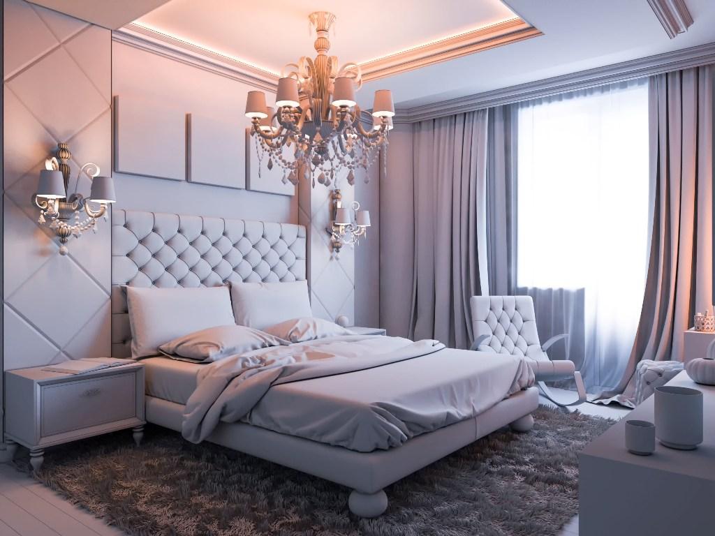 15 Romantic Bedroom Design For Couples - Decoration Love