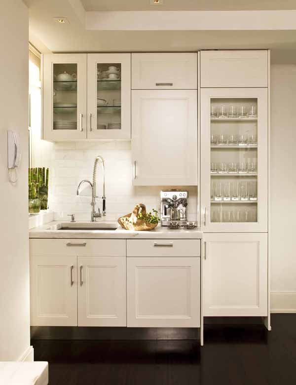 30 Gorgeous Small Kitchen Design Ideas - Decoration Love on Small Space:fn118Lomvuk= Small Kitchen Ideas  id=32989