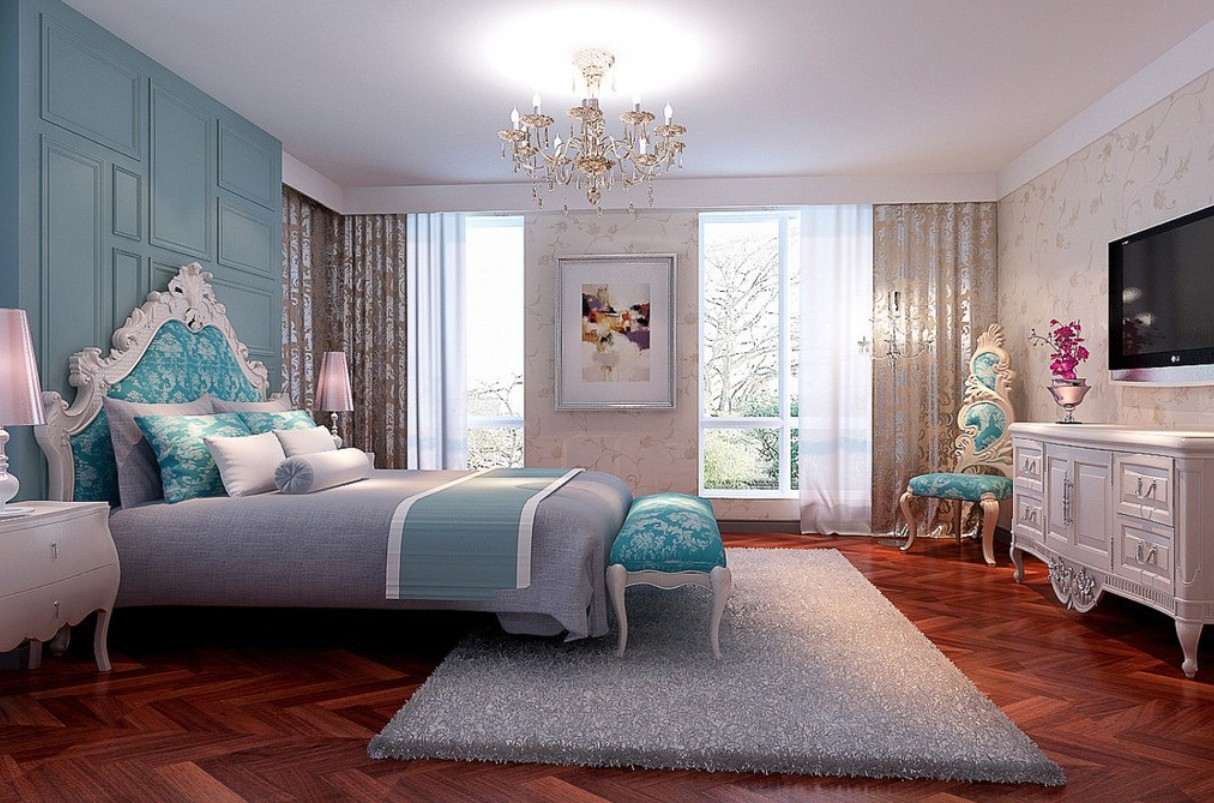 15 Beautiful Bedroom Designs For Women - Decoration Love on Beautiful Room Design For Girl  id=40724