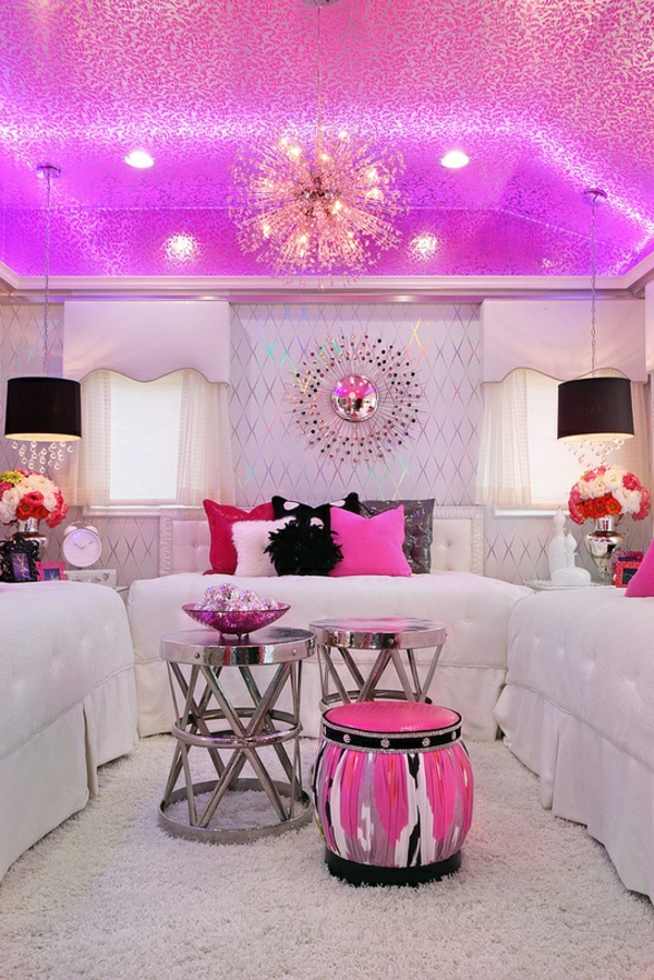 35 Gorgeous Girly Bedroom Design Ideas - Decoration Love on Beautiful:9Ekmjwucuyu= Girls Room Decoration  id=97390