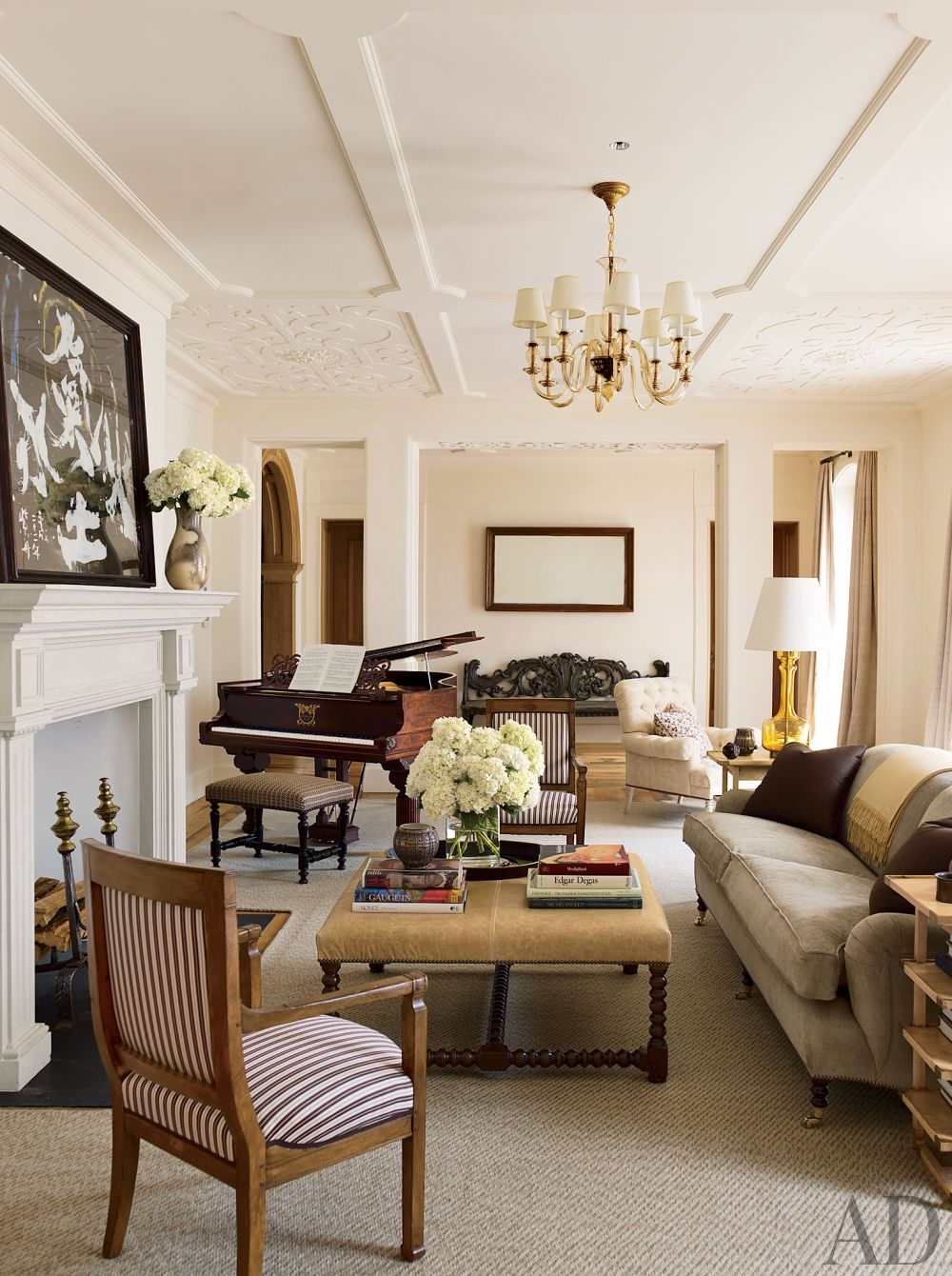 30 Great Traditional Living Room Design Ideas - Decoration ... on Living Room Style Ideas  id=72951