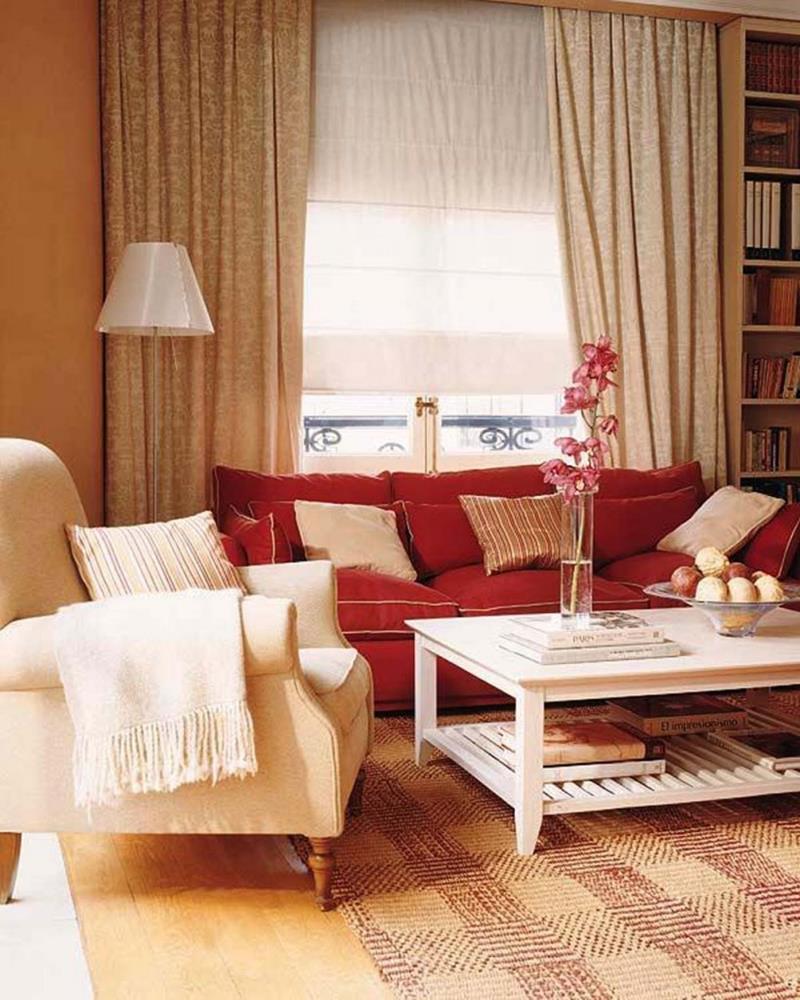 27 Comfortable Living Room Design Ideas - Decoration Love on Comfortable Living  id=69824