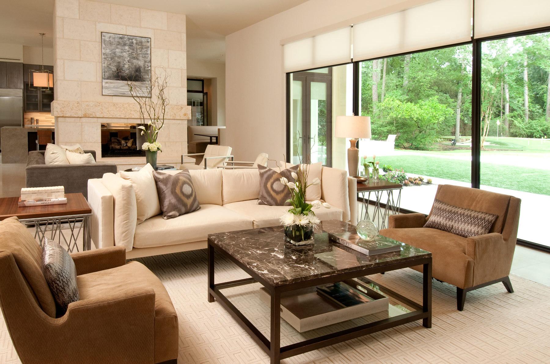 27 Comfortable Living Room Design Ideas - Decoration Love on Comfortable Living  id=84089