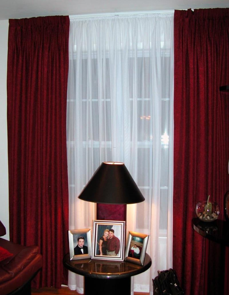 27 Formal Living Room Design Ideas - Decoration Love on Living Room Drapes Ideas  id=28246