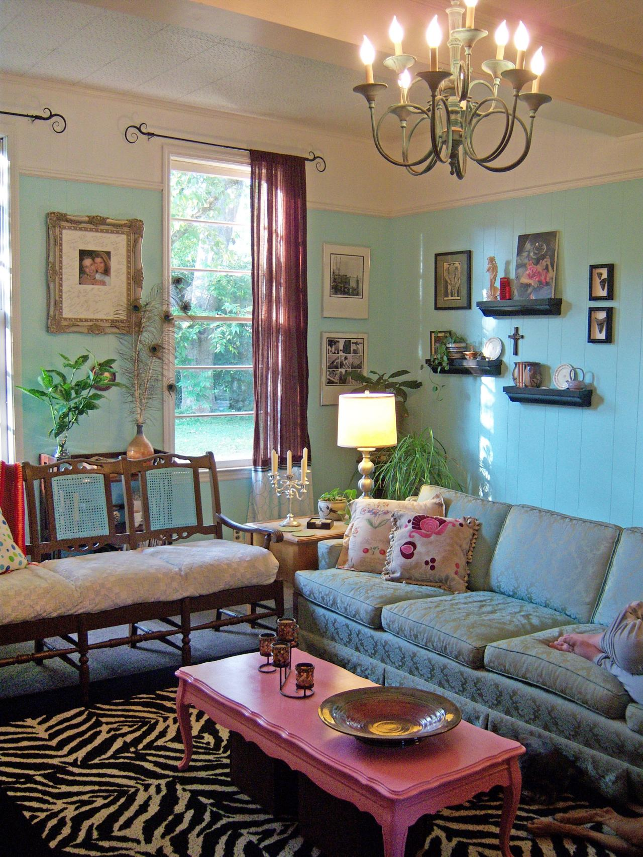 25 Turquoise Living Room Design Inspired By Beauty Of