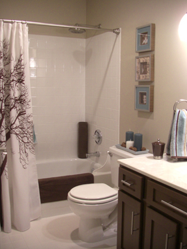 25 Great Small Bathroom Design Ideas - Decoration Love on Great Bathroom Ideas  id=47582