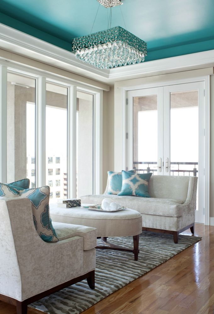 25 Turquoise Living Room Design Inspired By Beauty Of ... on Teenage:rfnoincytf8= Room Designs  id=52490