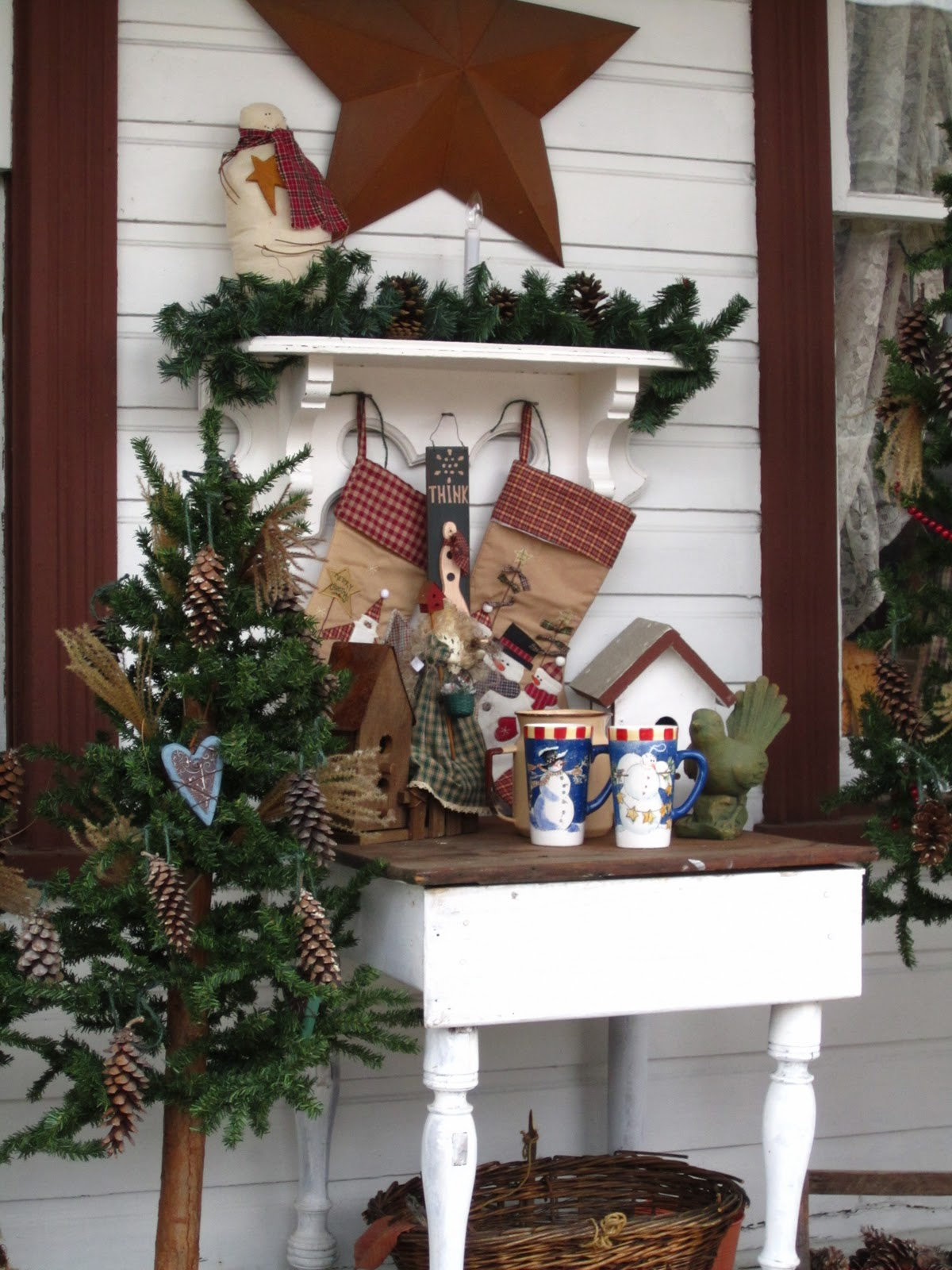 Halloween Front Porch Decorating Ideas