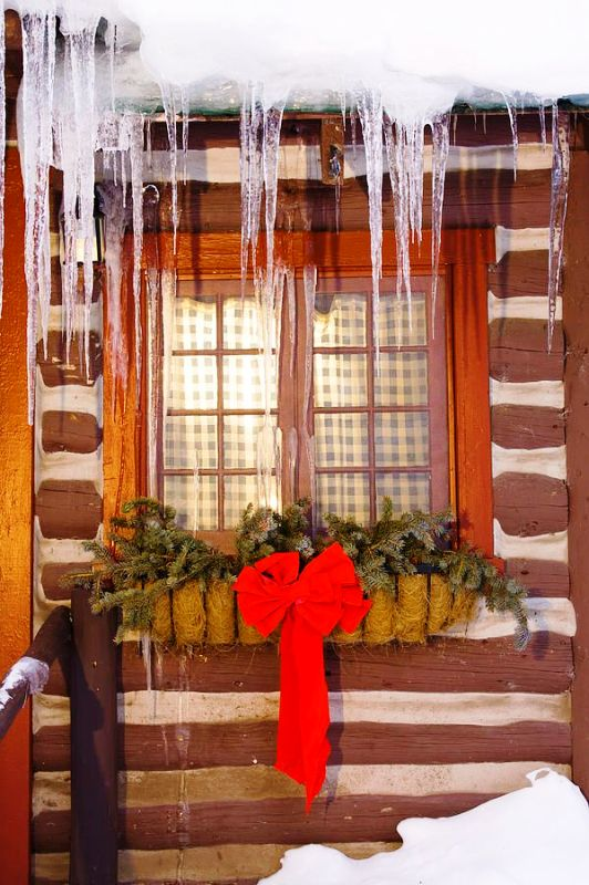 Country Decorations Rustic Christmas