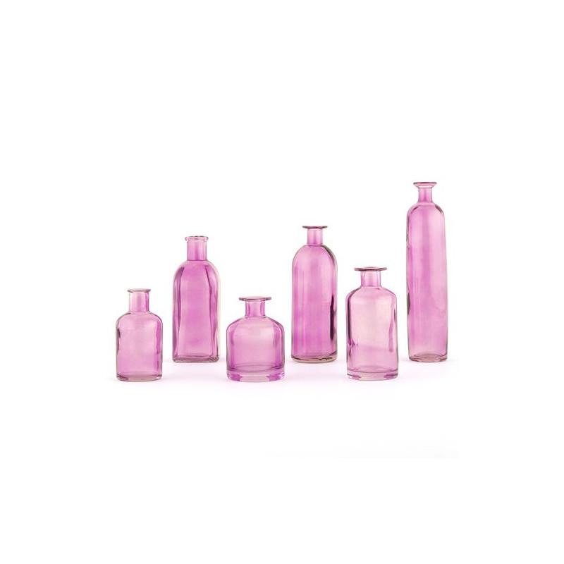 Mini Bouteilles Vases