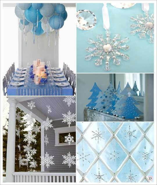 Mariage Theme Hiver Idees