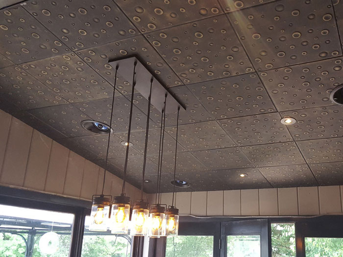 ceiling tile paint ideas how you can