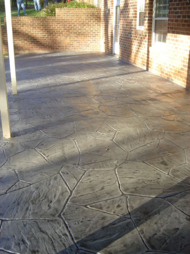 The Benefits Of Stamped Concrete Overlays West Palm Beach Designs Fort Lauderdale