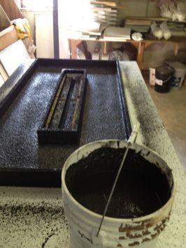 Polished Concrete Countertop-194