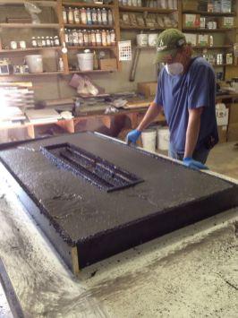Polished Concrete Countertop-195