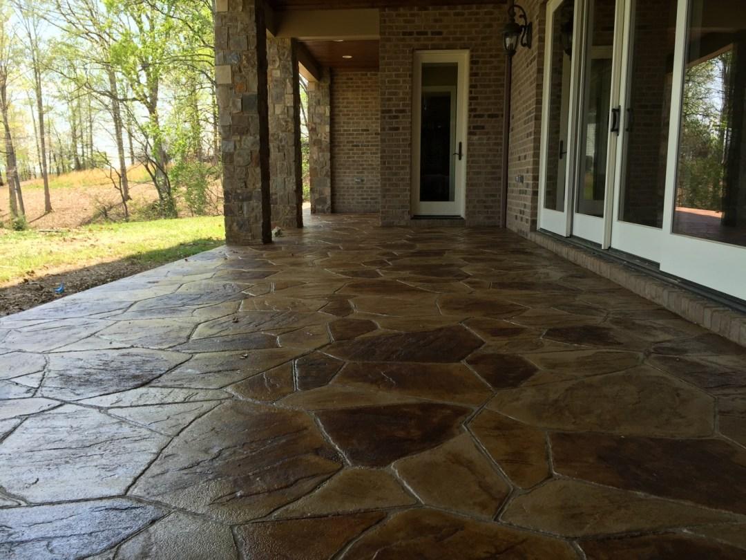 Stamped Concrete Virginia