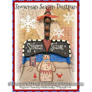 MSD18003web-Snowman-Season-Dustpan