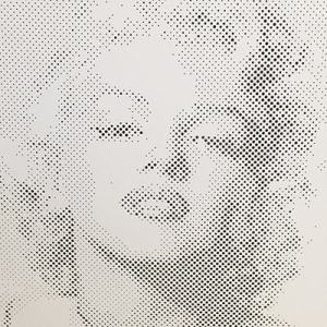 Maryln Image Perforated Screen Mid Close up