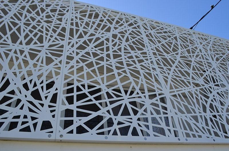 Noodle Laser Cut Decorative Panels