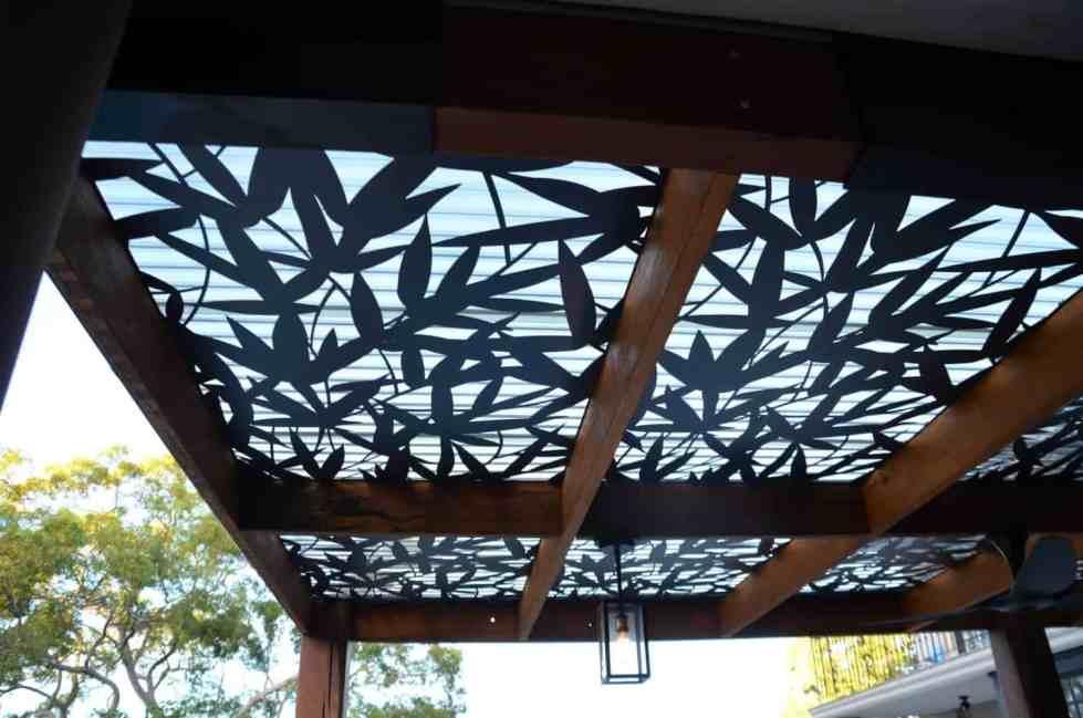 Panang Decorative Pergola Screens 1